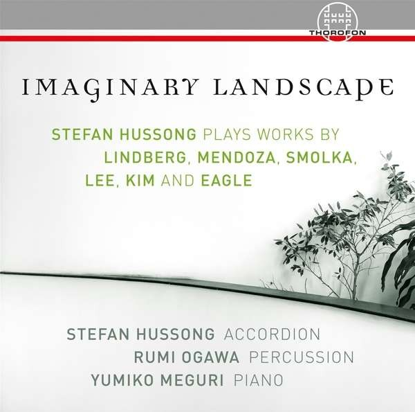 CD: imaginary landscape / Stefan Hussong