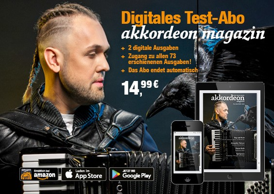 akkordeon magazin - Digitales Testabo