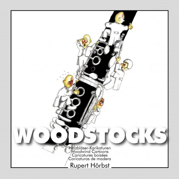 WOODSTOCKS - HOLZBLÄSERKARIKATUREN