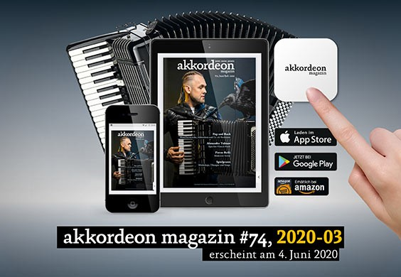 akkordeon Magazin Digital Abo Aktion