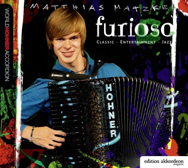 "Matthias Matzke ""furioso – Classic, Entertainment, Jazz"""
