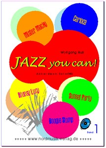 JAZZ you can! (1) mit CD